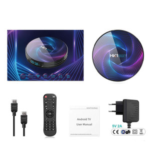 HK1 Max Plus Android TV Box RK