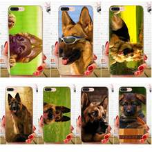 Cases For Huawei Nova 2 V20 Y3II Y5 Y5II Y6 Y6II Y7 Y9 G8 G9 GR3 GR5 GX8 Prime 2018 2019 German Shepherd Dog On Sale Luxury Cool(China)