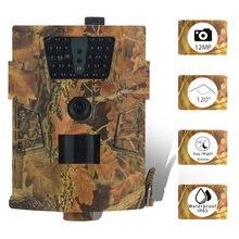 Новая охотничья камера 1080p full hd ночное видение ip65 водонепроницаемая