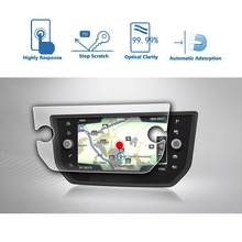 LFOTPP para Arona 8 pulgadas 2018 coche de 2019 pantalla de navegación Protector de pantalla de vidrio templado película Auto Interior pegatina protectora