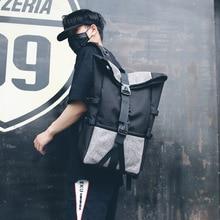 2019 New Brand Casual Oxford Backpack Men Sport Large Capacity Laptop Bag Travel School Bag Waterproof Backpack for Teenagers brand padieoe genuine leather school bags for teenagers backpack new men travel casual cowhide laptop backpack free shipping