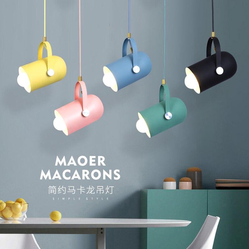 Japan Pendant Lights Luminaire Suspendu Rope  Restaurant  Home Decoration E27 Light Fixture Deco Chambre Hanging Ceiling Lamps