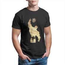Camiseta de Seven Deadly Sins para hombre, camisa roja de manga corta a la moda, ropa de calle de cuello redondo único, regalo, Tops de algodón