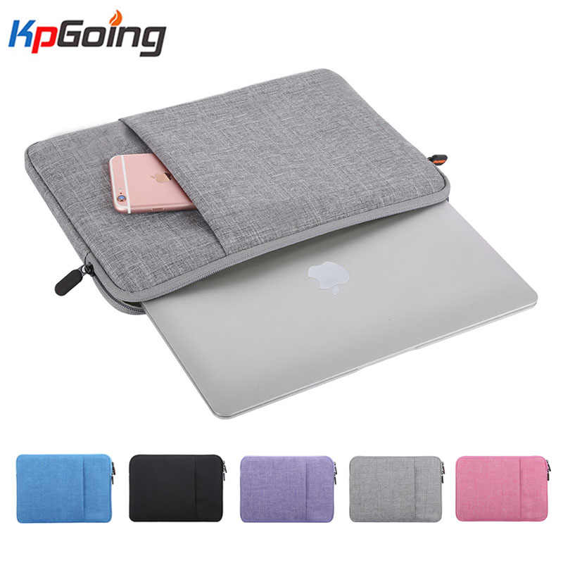 13 Inch Waterdichte Tablet Sleeve Bag Case voor IPad Pro 12.9 2017 2018 2016 2015 Tas voor Apple MacBook Air 13 Pro 13 Case Fundas