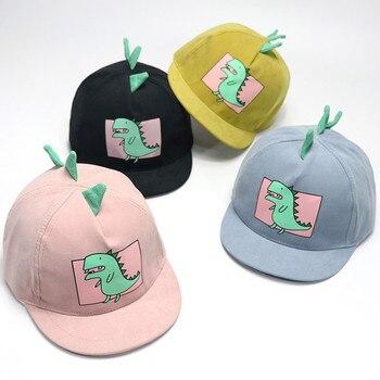 Baby Boy Girl Hats Soft Cartoon Sunhat Cap Eaves Baseball Cap Children Kids Sun Hat Beret Summer Bea