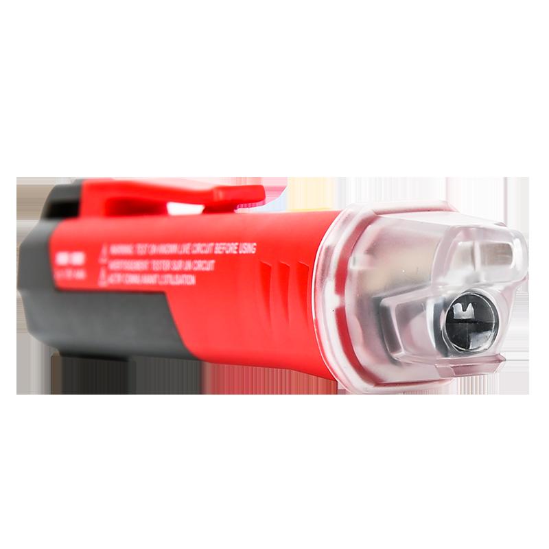 UNI T UT12D Non Contact AC Voltage Detector Pen with Audio Light Alarm and Low Voltage Indicator 1