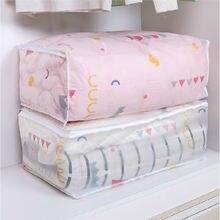 Модная одежда с принтом стеганое одеяло сумка для хранения водонепроницаемая