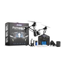 Wltoys Q333 Deformation Drone With 0.3MP/720P Camera 5.8G Real-time Image Transmission with light FPV RC Helicopter