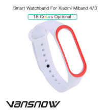 New-Arrival Bracelet Strap For Xiaomi Mi Band 4 3 Smart Replacement Silicone Band4