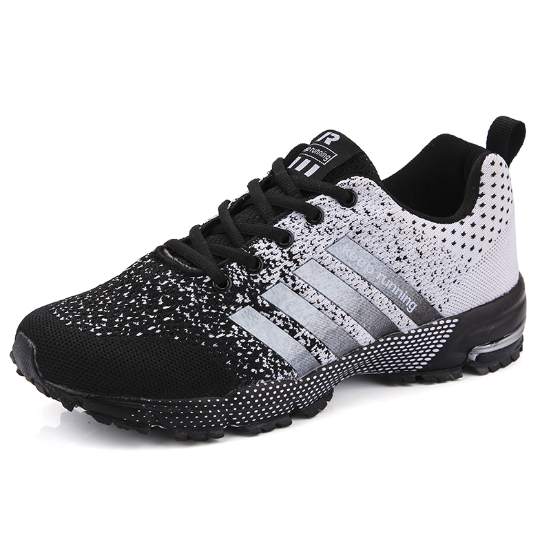 Men Running Shoes Breathable Outdoor Sports Shoes Lightweight Sneakers for Women Comfortable Athletic Training Footwear 8