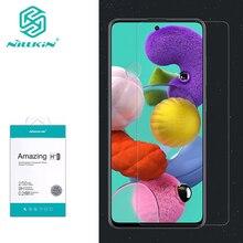 삼성 갤럭시 For Samsung Galaxy A51 유리 nillkin in에 대 한 놀라운 h/h + 프로 anti explosion 9 h 강화 유리 전화 화면 보호기 삼성 For Samsung A51 에 대 한