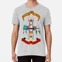 Saint Seiya Gnr T shirt Saint Seiya Saint Seiya Appetite For Destruction Eetlust Vernietiging Rozen Guns Guns N Roses Zeven