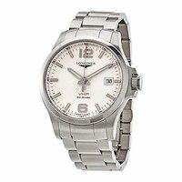 Longines conquista 43 mm orologio l3.726.4.76.6 Relógios femininos     -