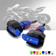 Для KAWASAKI Z750 Z750R 2007-2012 2011 2010 защитная рама для мотоцикла, ползунок, защита от ударов, протектор