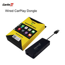 Carlinkit Wired CarPlay Smart Link auto Dongle for Android Car Head Unit  Android System Airplay/Mirror/IOS13 Auto Smart Phone