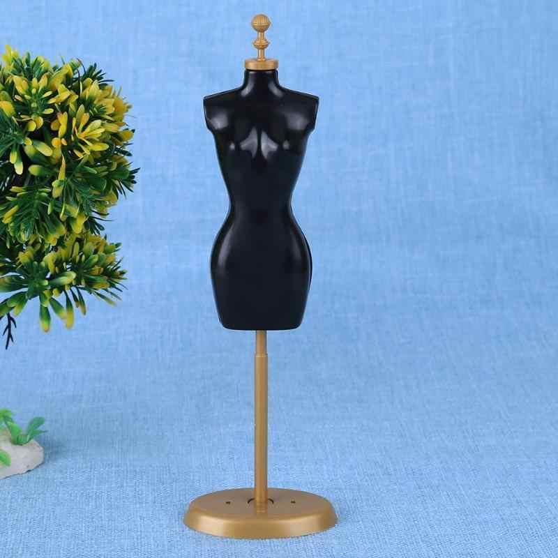 Mutifunction دمية فستان الملابس عرض حامل فتاة ألعاب الدمى عارضة أزياء نموذج حامل للفتيات الأمريكية إكسسوارات دمي