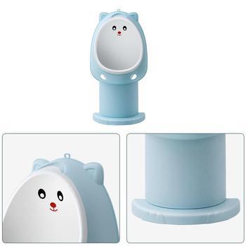 2 Colors Split Type Children's Toilet Portable Baby Potty Training Urinal Boys Girls Training Toilet For Toddler 2
