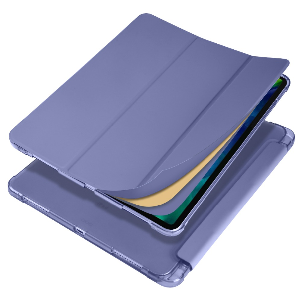 Case Holder with 9 Pencil Pro 4th iPad 12 For Case 12.9 Cover for Shockproof iPad Stand