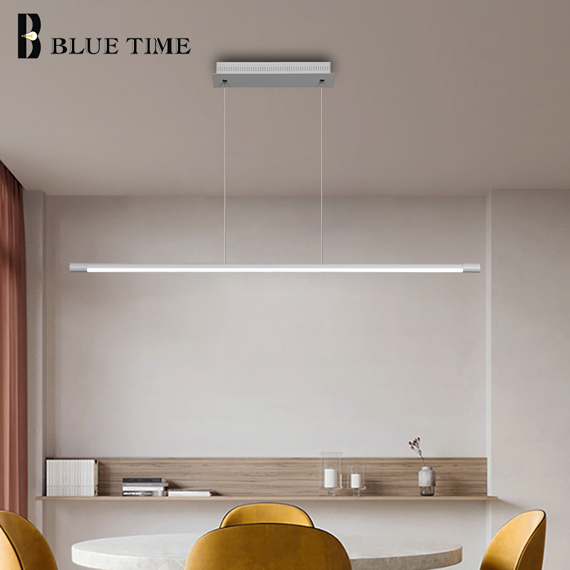 Best Discount #a8883 - Modern LED Pendant Lights For Dining ...