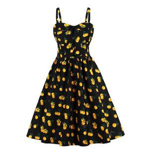 50s 60s ТРАПЕЦИЕВИДНОЕ Ретро женское платье миди хлопковое сексуальное платье на тонких бретельках вечернее платье рокабилли винтажное плать...