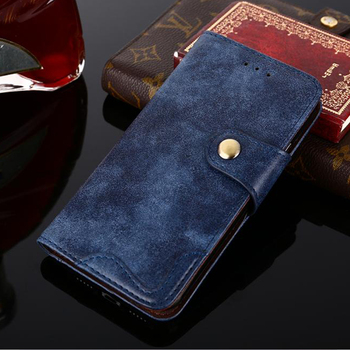 For Asus Zenfone 6 6Z 5 5Z 5Q 4 ZS630KL ZE620KL ZC600KL ZE554KL Vintage Cowboy Rivets Buckle Flip Leather Phone Case Stand Cover