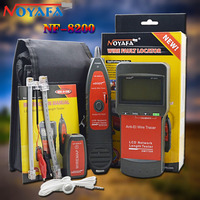 NOYAFA NF 8200 RJ45 Lan Tester With LCD Display Telephone Wire Tracker Tracer Ethernet Network Cable Tester