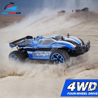 1:18 20KM/H High Speed RC Car 4WD 2.4G Radio Remote Control Cars Electric Toys 4x4 Drive Racing Dirt Bike For Children Boys Gift