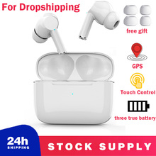 Air Pro 3 TWS Wireless Earphone Bluetooth Headset Noise Cancelling Touch Control 5.0 Stere Sport Headphone for Android IOS Phone