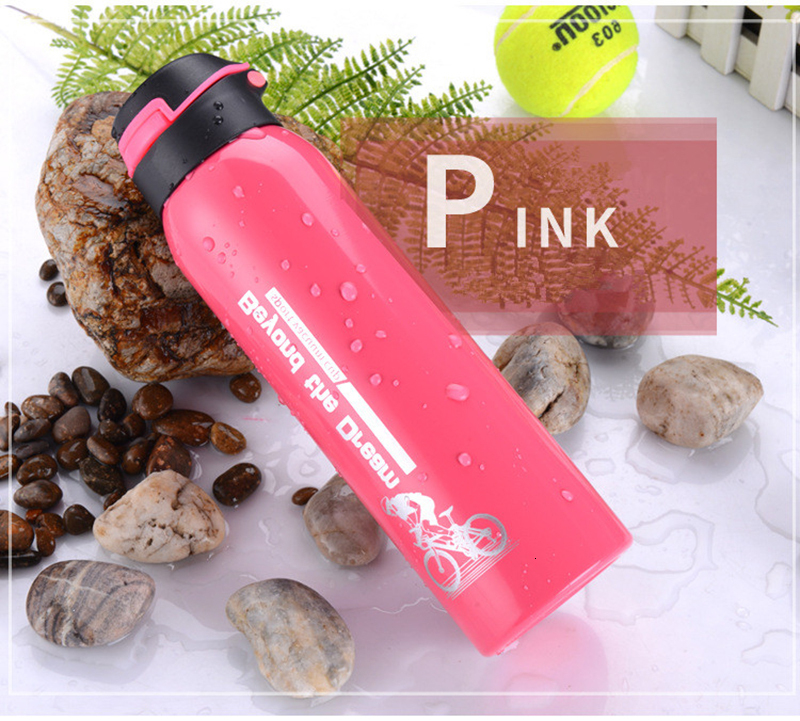 He054548fec624789b2cb2876da42da2fb 500ML Sport thermos water bottle Thermo Mug Stainless Steel Vacuum Flask mug with straw Insulation Cup Thermoses tthermal bottl