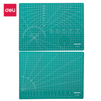 A2 A3 A4 PVC Cutting Mat Pad Patchwork Cut Pad Tools Manual DIY Tool Cutting Board Double-sided Self-healing paper cutter map high quality and durable pad cutting tool diy a4 pvc rectangular grid line fabric leather paper