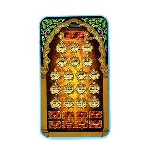 Image 4 - JSXuan arabe enfants lecture coran suit lapprentissage machine pad éducatif apprentissage machine islamique jouet cadeau pour les enfants musulmans