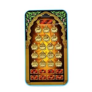 Image 4 - Jsxuan Arabische Kinderen Lezen Koran Volgt Leren Machine Pad Educatief Machine Islamitische Speelgoed Cadeau Voor De Moslim Kinderen