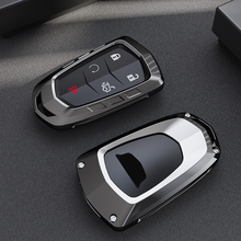 cool style Car Key fob Case Cover Bag Key Shell Suitable For Cadillac ATS XTS XT5 XT4 CT6 XT6 Car styling Accessories