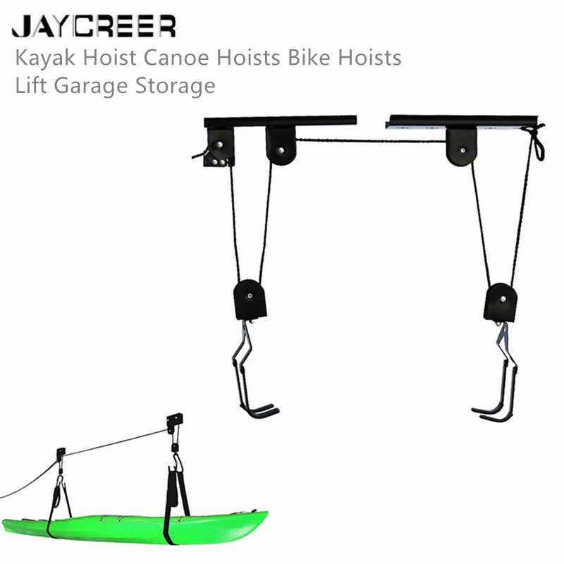 Heavy Duty Garage Hanging Lift Pulley