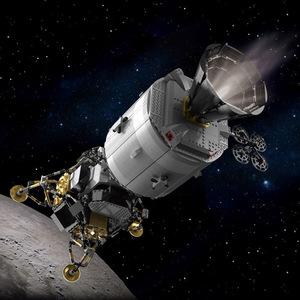 Image 5 - ของเล่นStar Warsใช้งานร่วมกับMOC 26457 Apollo Spacecraft Building Blocksอิฐประกอบของเล่นชุดเด็กคริสต์มาสของขวัญ