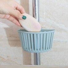 Plastic Kitchen Sink Storage Basket Dish Sponge Soap Drain Shelf Rack Holder new
