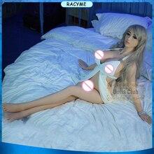 158 см, полностью настоящие силиконовые секс куклы для мужчин, большая грудь, любовь, настоящая кукла, реалистичная киска, оральный секс, сексуальные игрушки для мужчин