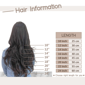 "Image 5 - [27色] ugeatクリップで毛延長14 22 ""人間の髪ダブル描画remy毛の完全なで延長120グラム/7個セット"