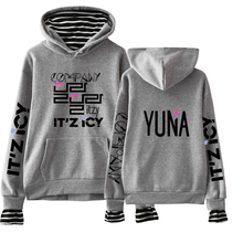 ITZY Hooded Sweatshirt (25 Models)