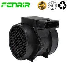 Maf medidor de fluxo de ar massa, sensor de fluxo de ar para volvo s40 v40 1.6 1.8 2.0 5wk9624 30611533 558150hq «fdm749