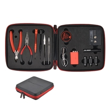 Coil Master DIY E-Cigarette Tool Kit DIY E-Cig Accessories Tool All-in-one Device RDA RDTA RTA Tank Atomizer Popular Toolkit