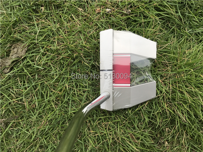 High Quality  Futura 5w Golf Clubs Golf Putter 33.34.35 Inch With Golf Steel Shaft And Wrench Putter Headcove Free Shipping
