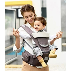 Ergonomic Baby Hipseat Carrier