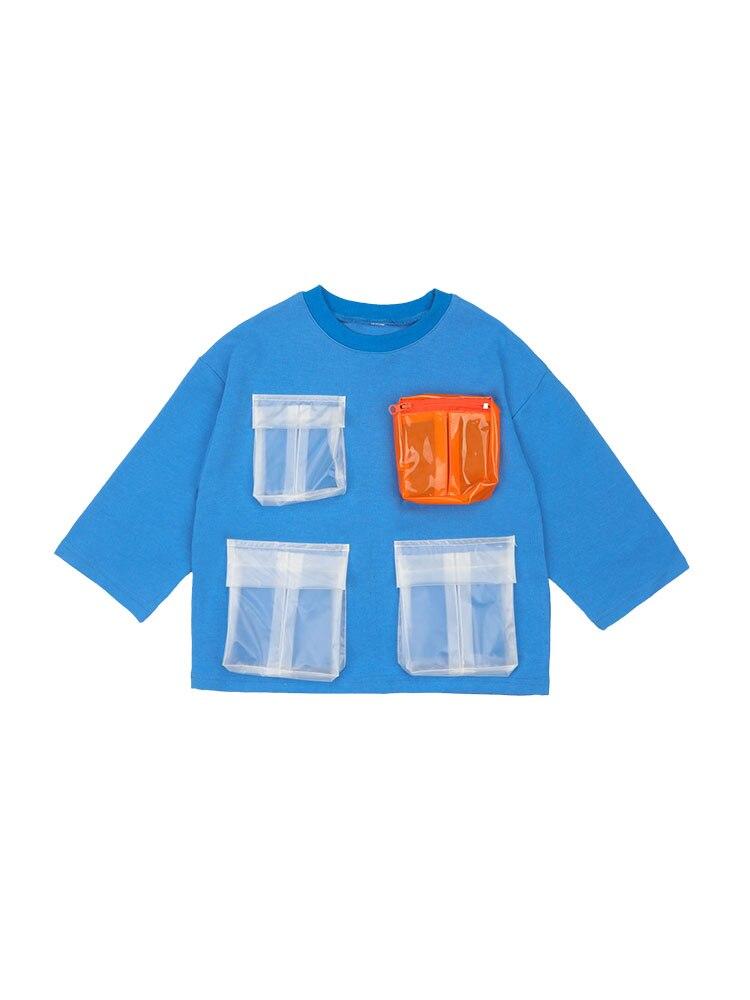 Boys Sweater Pullover Children New Children's Clothing Baby Autumn Korean Version of the Top Children Western Style Spring 5