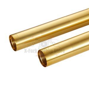 Image 5 - Oro Forcella Anteriore Esterno Tubi Tubi Per BMW HP4 2011 2014 R nineT 1200 2015 S1000R 2013 2016 s1000RR 2008 2018 12 15 16 17 490m
