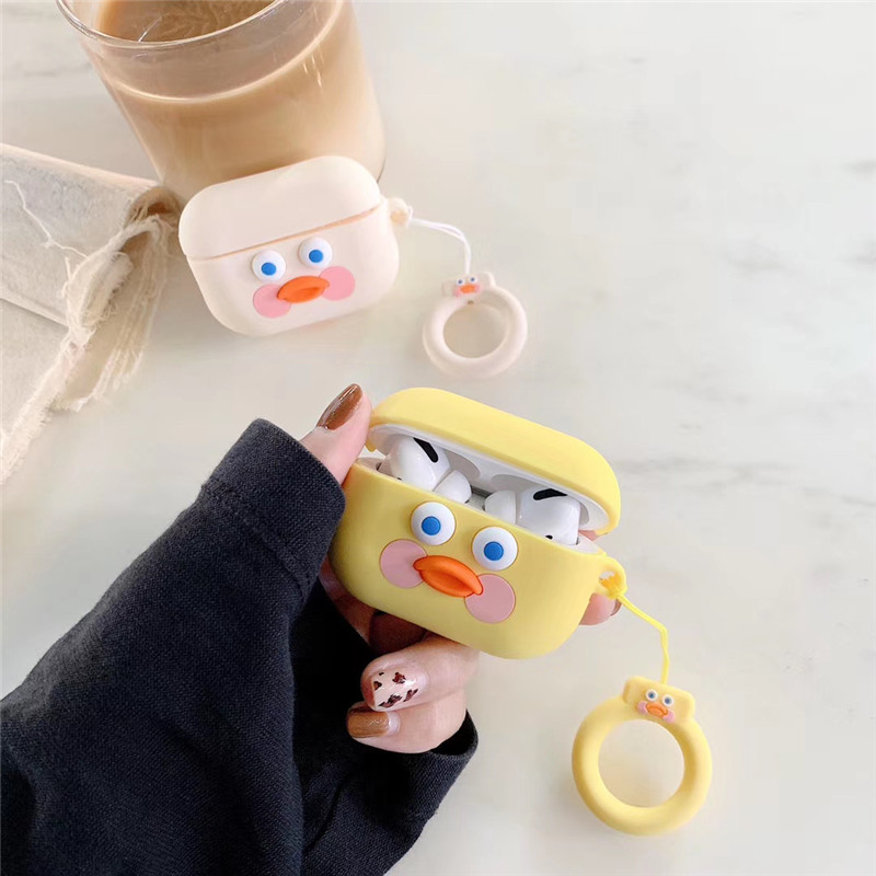 Cute 3D Silicone Case for AirPods Pro 154