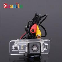 CCD Автомобильная камера заднего вида для BMW 1 серии E82 3 серии E46 E90 E91 5 серии E39 E53 X3 X5 X6 автоматический резервный обратный парк Комплект ночного видения