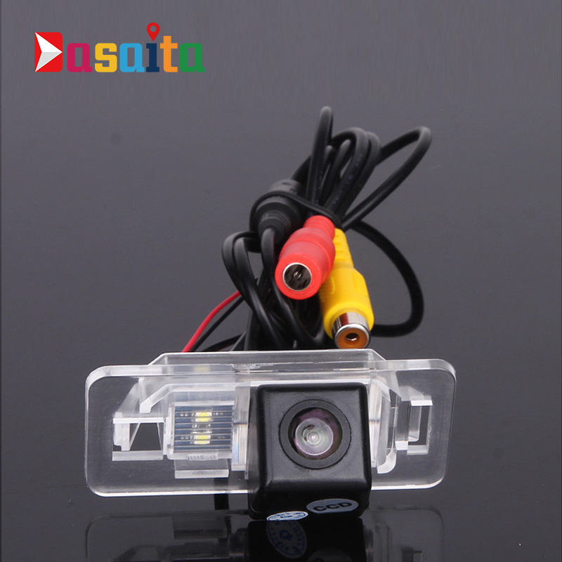 CCD Car Rear Camera For BMW 1 Series E82 3 Series E46 E90 E91 5 Series E39 E53 X3 X5 X6 Auto Backup Reverse Park Kit NightVision