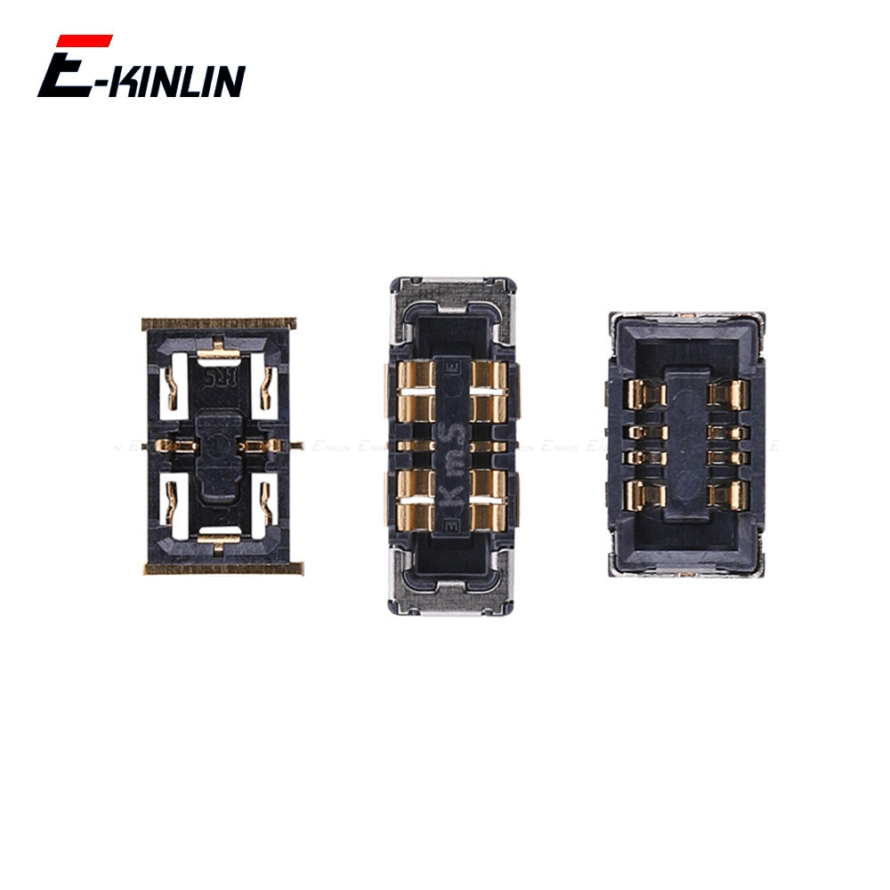2PCS Inner PFC Battery Connector Clip Contact Replacement For XiaoMi Mi 5X A1 A2 6X Redmi 5 Plus 6 6A Note 4 4X Pro 5 5A 7 Pro