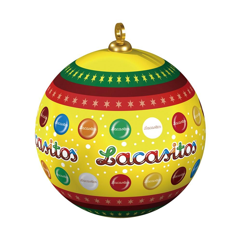 Lacasitos Christmas Ball · 18g